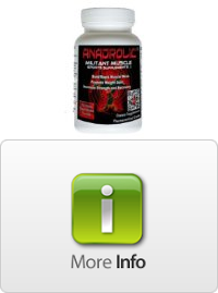 Anadrolic SupplementContains 2 bottles 100 tablets each